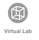 Virtual lab icon