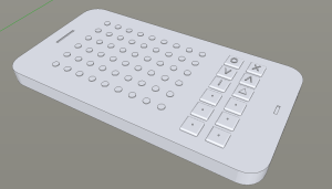 Braille Smartphone