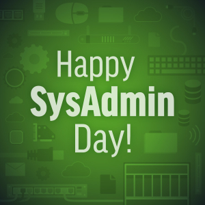 happysysadminday_GOOGLE
