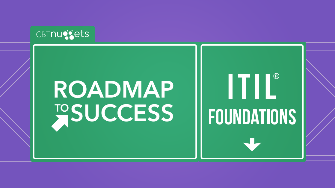 Roadmap To Success Itil Foundations