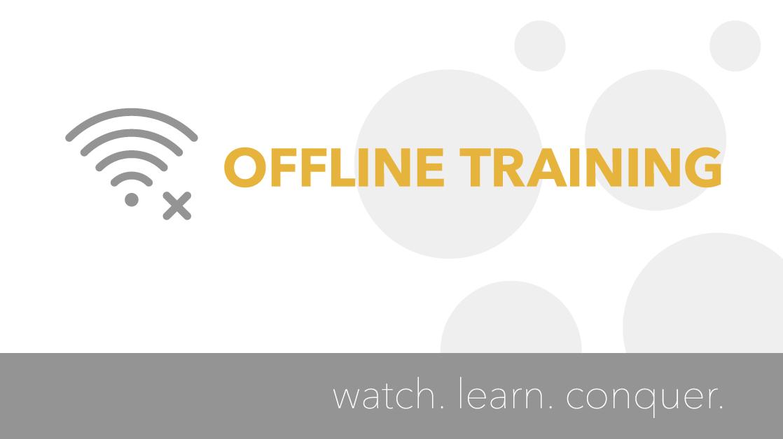 Offline Training Means No Boundaries