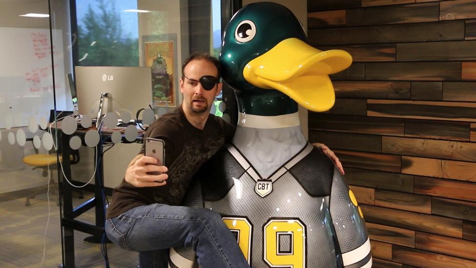 Jeremy Duck