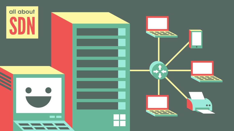 How SDN and Server 2016 Play Nice