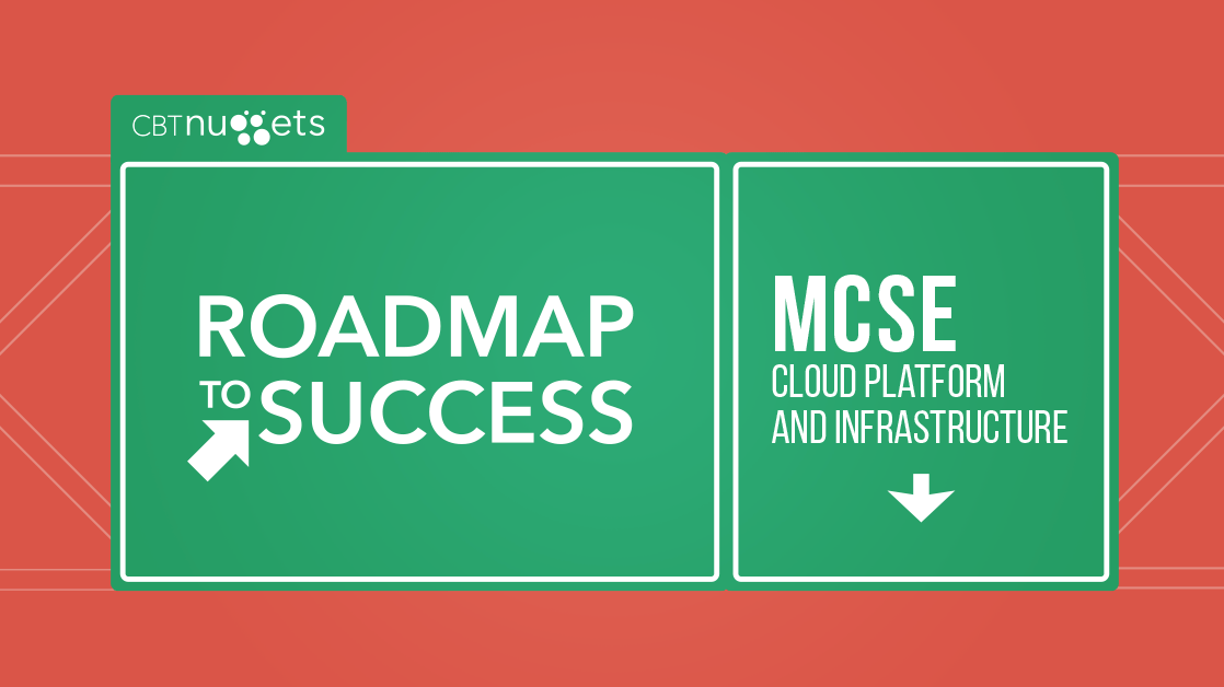 Roadmap To Success Mcse Cloud Platform And Infrastructure