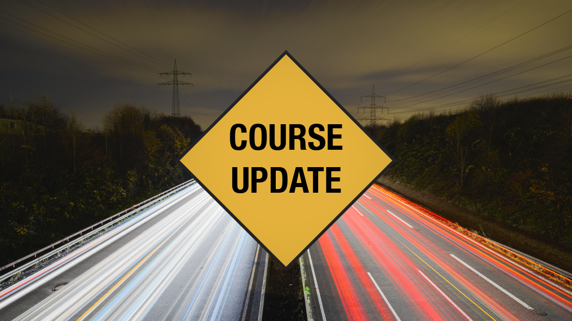 Course updates: CySA+, CCNP Collaboration, AWS, SQL Server