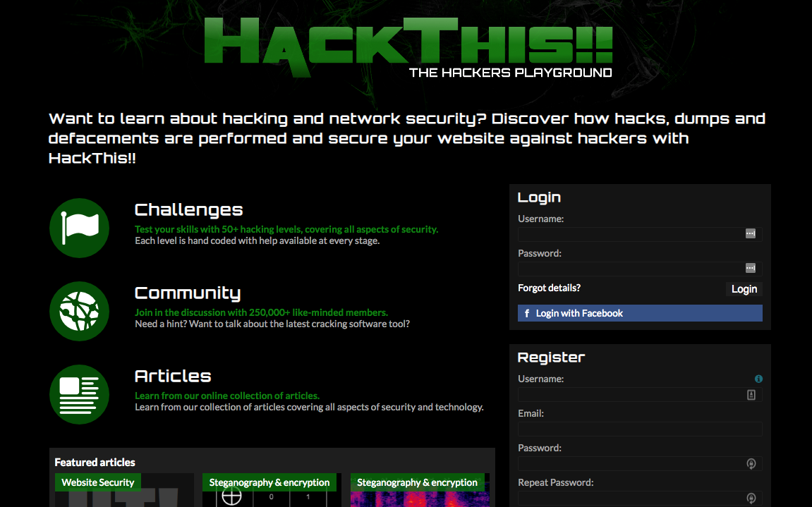 How to (Legally) Practice Your New Hacking Skills