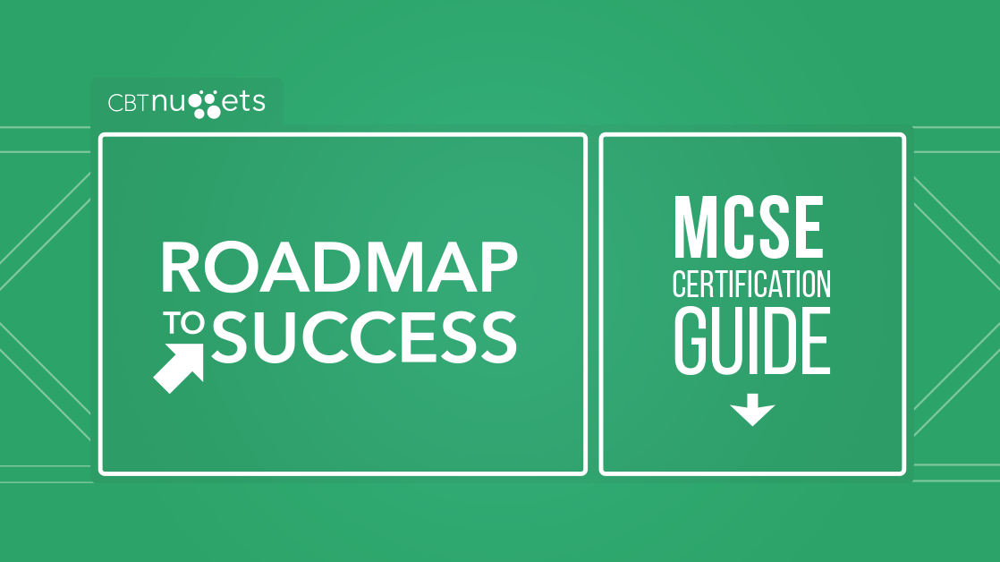 Microsoft Mcse Certification Guide Cbt Nuggets