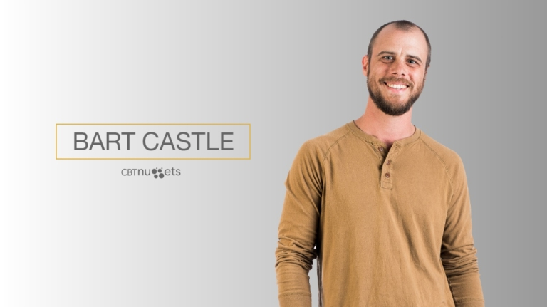 Meet the Trainer: Bart Castle