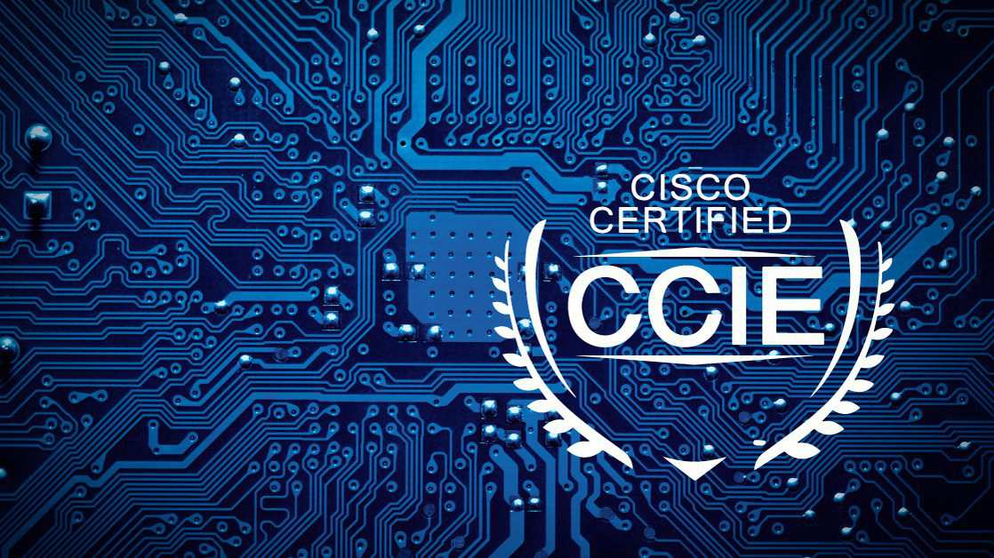 This Week: All About the CCIE