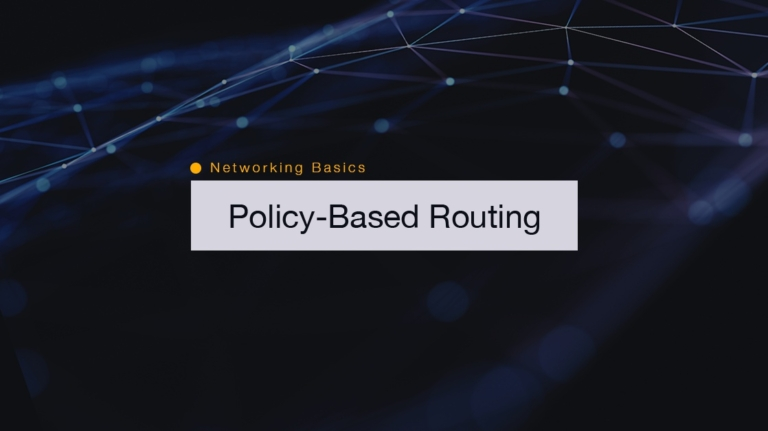 Networking Basics: How to Configure Policy-Based Routing on Cisco Routers