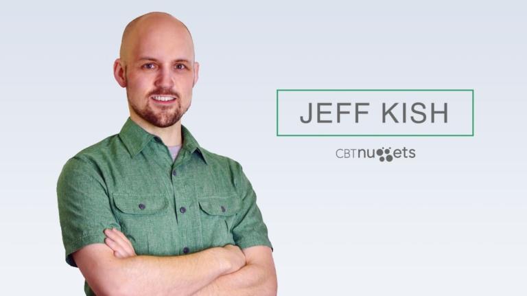 Meet the Trainer: Jeff Kish