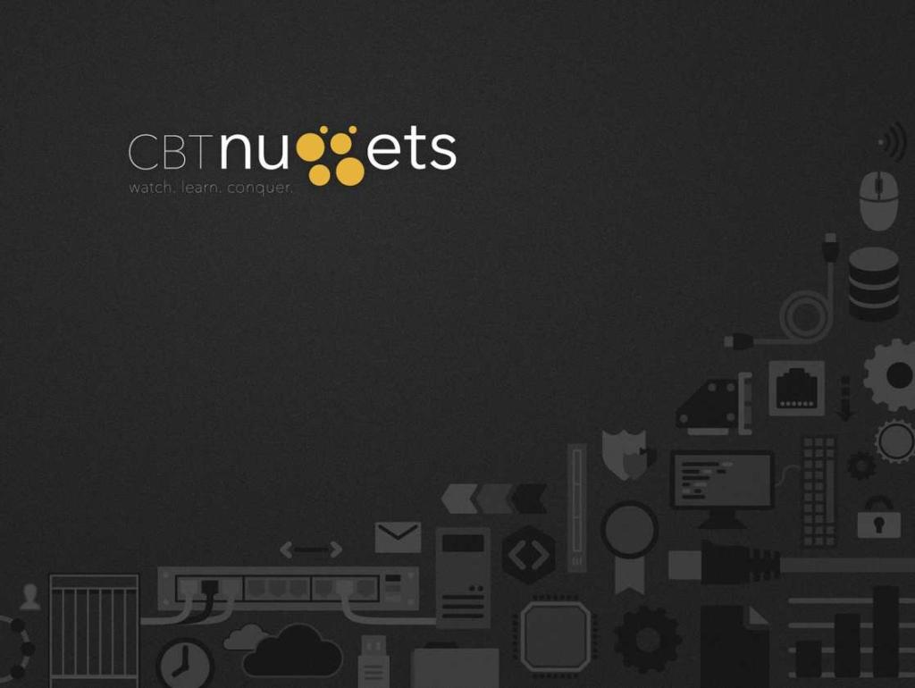 CBT Nuggets Desktop Wallpaper