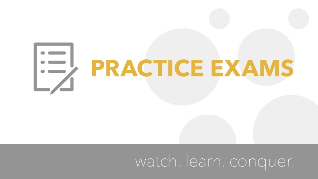4 Ways to Get the Most Out of Kaplan® IT Training Practice Exams