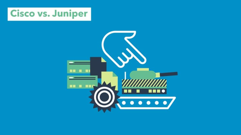 Cisco vs. Juniper
