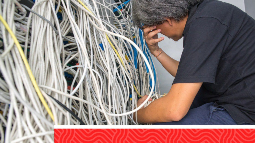 4 Steps for Fixing a Neglected Server Room