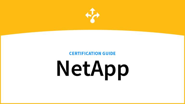 A Complete NetApp Certification Guide