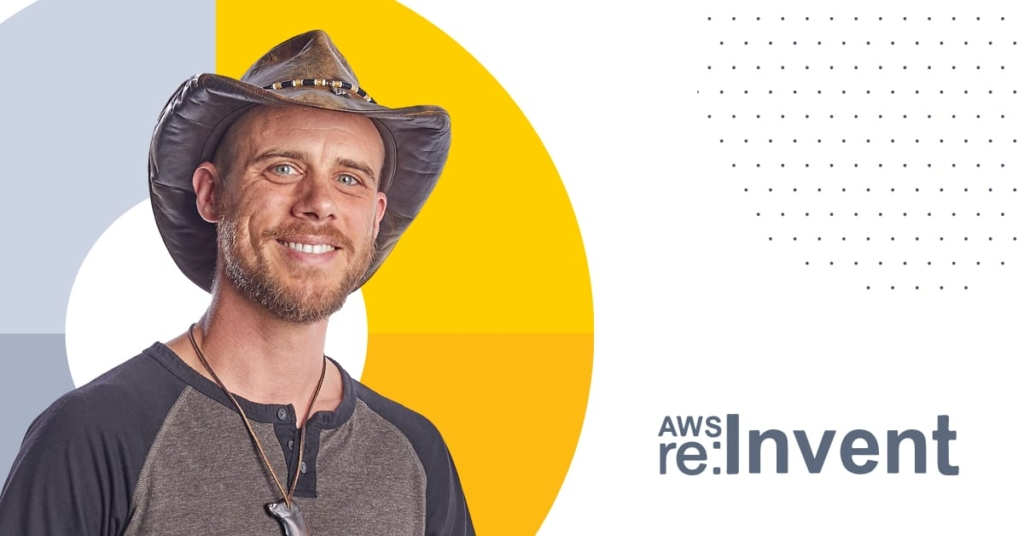 Meet Bart at AWS re:Invent!