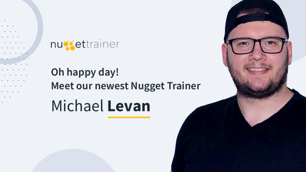 Meet the Trainer: Michael Levan