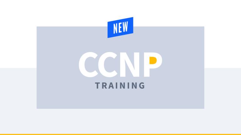 New Training: Cisco CCNP Enterprise Core (350-401 ENCOR)