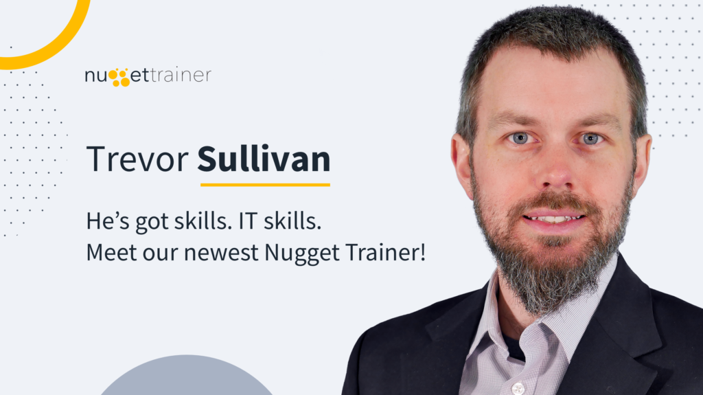 Meet the Trainer: Trevor Sullivan