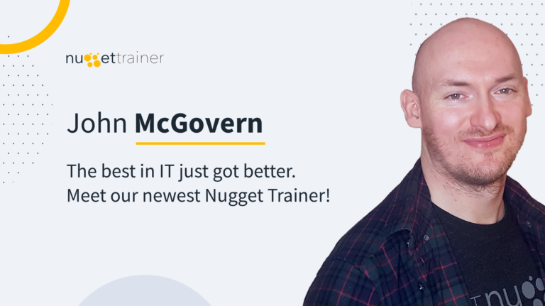 Meet the Trainer: John McGovern