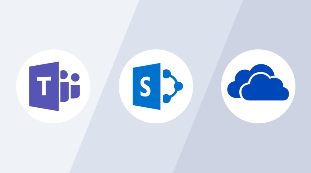 Teams vs SharePoint vs OneDrive: How to Choose