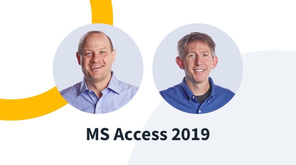 New Training: Microsoft Access 2019