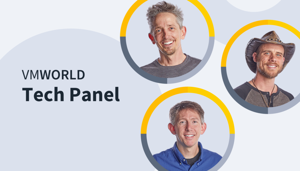 VMworld 2020 Tech Panel Recording