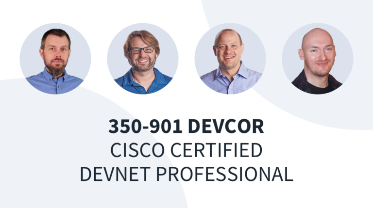 New Training: Cisco Certified DevNet Professional – DEVCOR 350-901