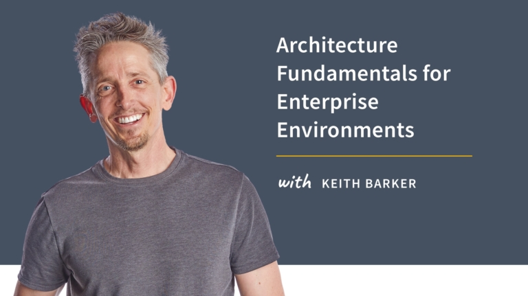 New Training: Secure Design and Architecture Fundamentals for Enterprise Environments