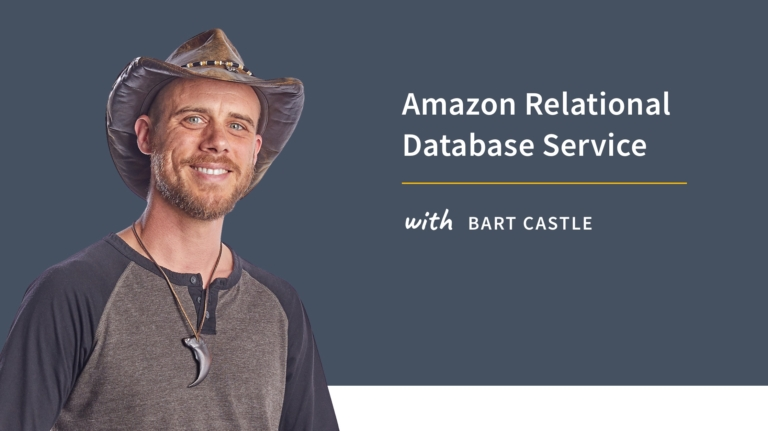 New Training: Amazon Relational Database Service