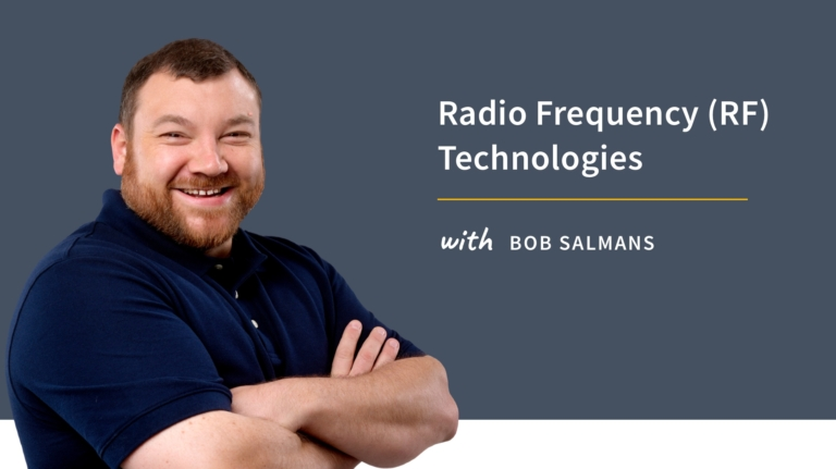 New Training: Radio Frequency (RF) Technologies