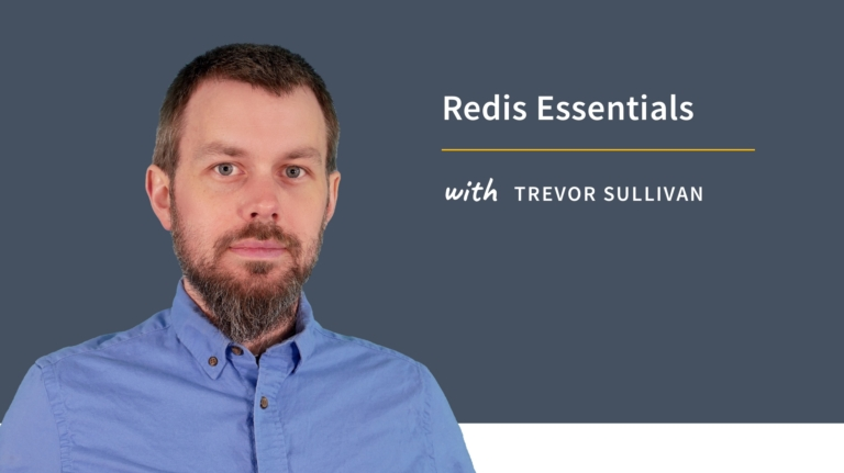 New Training: Redis Essentials