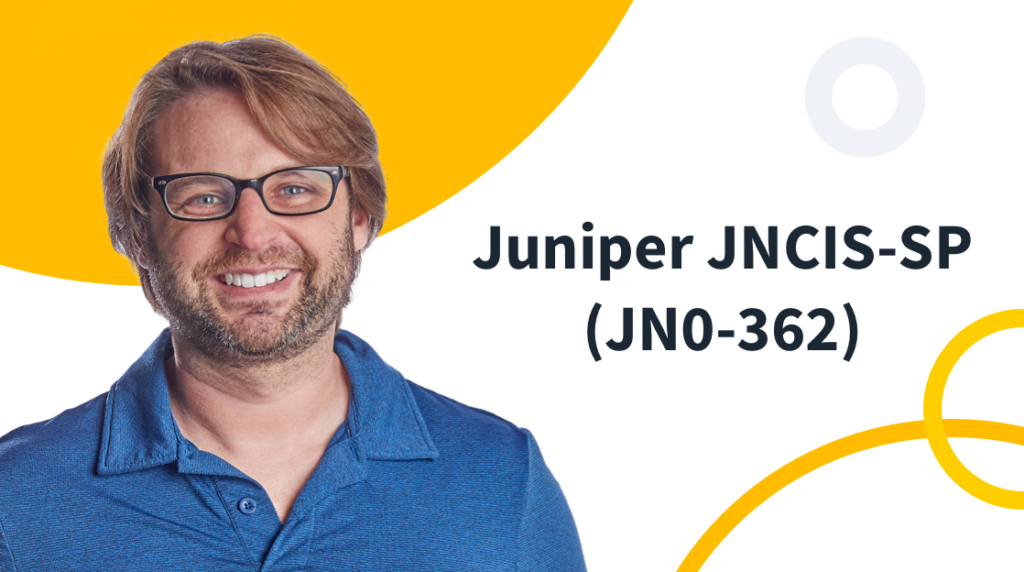 New Training: Juniper JNCIS-SP: Service Provider Routing and Switching Specialist (JN0-362)