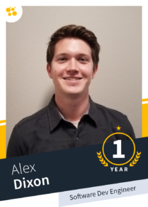 Alex Dixon –Software Dev Engineer