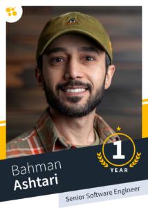 Bahman Ashtari – Senior Software Engineer