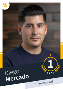 Diego Mercado –IT Professional