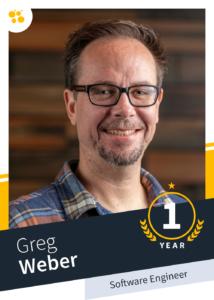 Greg Weber – Software Engineer