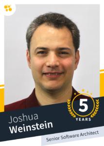 Joshua Weinstein –Senior Software Architect