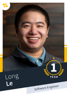 Long Le – Software Engineer