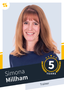 Simona Millham –CBT Nuggets Trainer