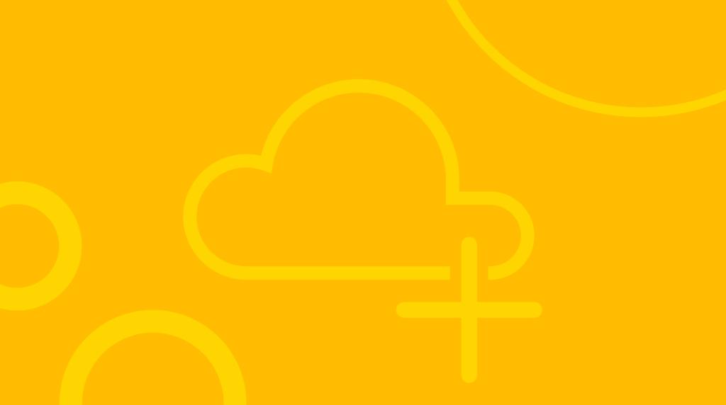 This week: Cloud+ Terms