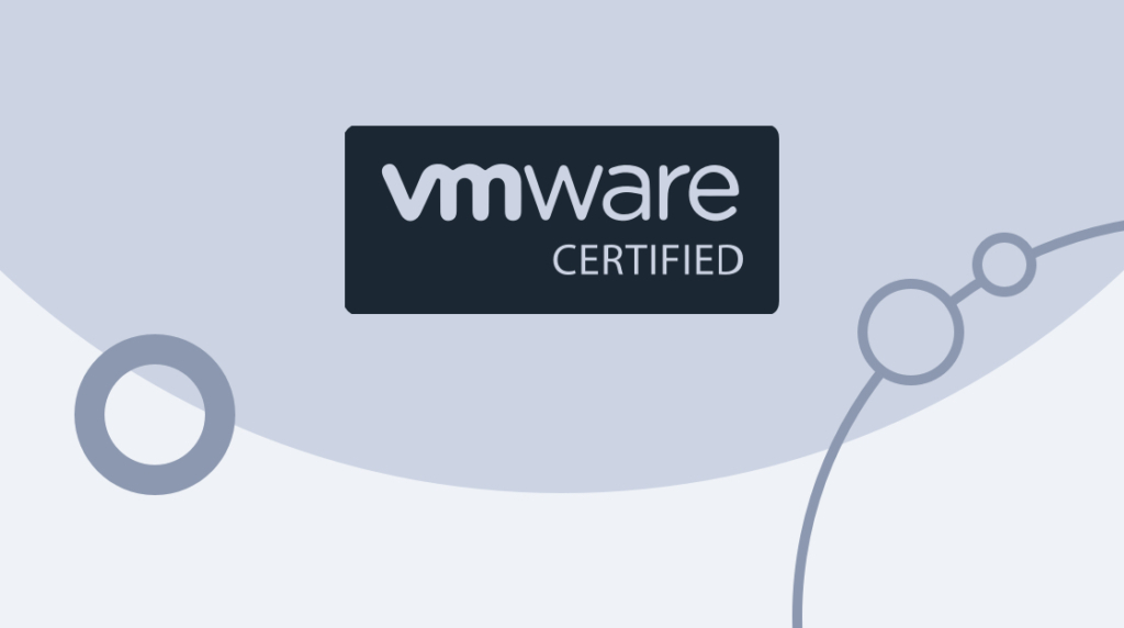 This week: VMware VCTA